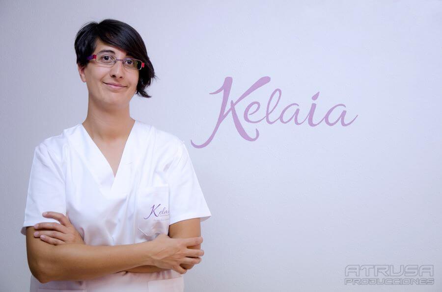 Fotografía plano medio de profesional empresa Kelaia