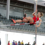 Mujer salto pértiga (atletismo)