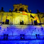 Fotografía Fachada Ayuntamiento de Salamanca