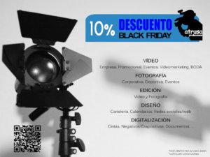 10% DESCUENTO BLACK FRIDAY