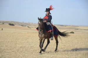Fotografía Representación Bicentenario Batalla Arapiles