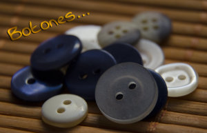 Fotografía de botones