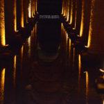 Fotografía Cisterna de Estambul