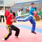 Fotografía Luchadores Cto Kickboxing NeoPro