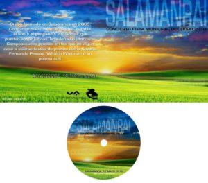 Diseño DVD Salamanrai