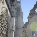 Fotografía detalle Catedral de León