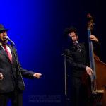 Fotografía concierto Mansilla y los espías