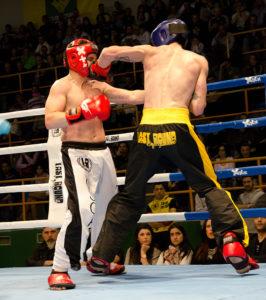 Fotografía Luchadores Master Dragón Ki