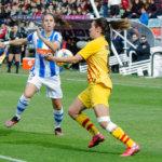Partido Fútbol Femenino