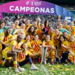 FCB Femenino campeón Supercopa España 2020