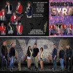 Diseño Tríptico Orquesta Syra