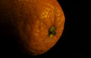 Fotografía publicitaria: naranja