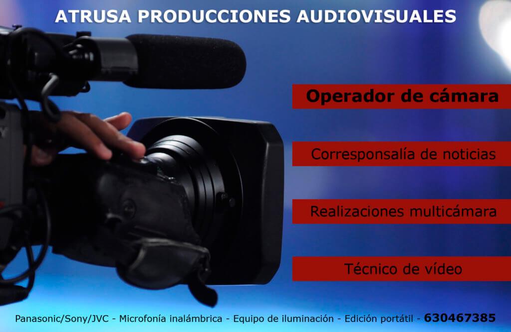 Operadores de cámara en Salamanca