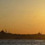 Fotografía Puesta de Sol en Estambul