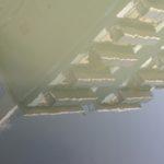 Fotografía Reflejos en agua de edificio