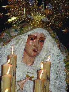 Fotografía Virgen de la Esperanza de Salamanca