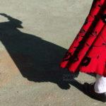 Fotografía Sombra con traje charro